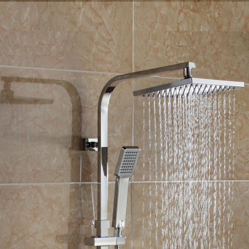 Shower on Rail 2 in 1